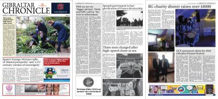Gibraltar Chronicle – 11 February 2020