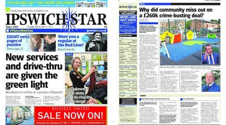 Ipswich Star – July 30, 2020