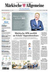 Märkische Allgemeine Westhavelländer - 22. November 2017