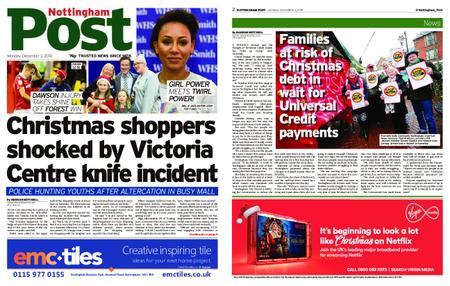 Nottingham Post – December 03, 2018