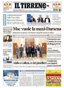 Il Tirreno Livorno - 22 Novembre 2017