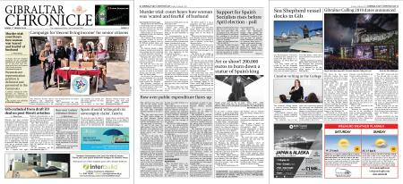 Gibraltar Chronicle – 01 March 2019