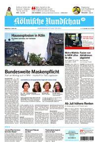 Kölnische Rundschau Wipperfürth/Lindlar – 23. April 2020