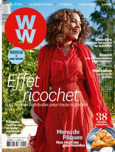 Weight Watchers France - Mars-Avril 2019