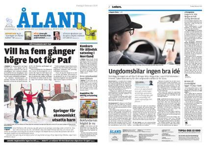 Ålandstidningen – 08 februari 2019