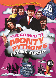 The Complete Monty Python's Flying Circus 1969-1974: 16-Ton Megaset (2005) [Re-Up]
