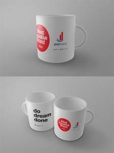 PSD Cup / Mug Mockups
