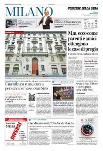 Corriere della Sera Milano – 22 gennaio 2020