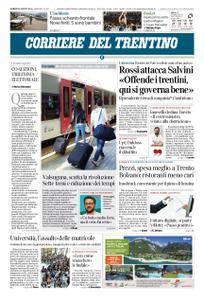 Corriere del Trentino – 24 agosto 2018