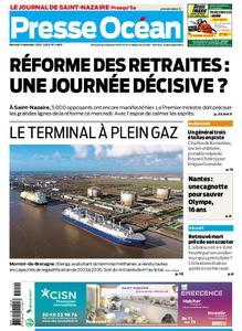 Presse Océan Saint Nazaire Presqu'île – 11 décembre 2019