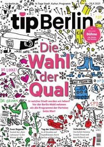 tip Berlin – 15 September 2021