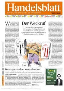 Handelsblatt - 14. März 2016