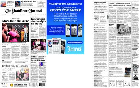 The Providence Journal – June 20, 2019