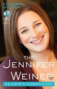 «The Jennifer Weiner Reader's Companion» by Jennifer Weiner