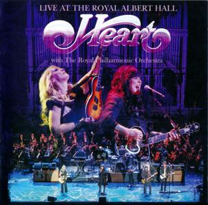 Heart With The Royal Philharmonic Orchestra - Live At The Royal Albert Hall (2016)