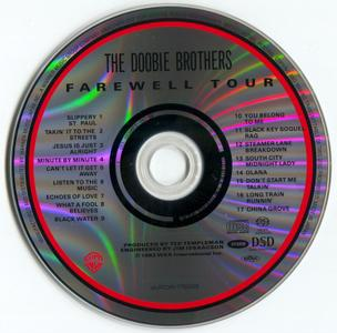 The Doobie Brothers - Farewell Tour (1983) {2017, Hybrid SACD, Remastered, Japan}