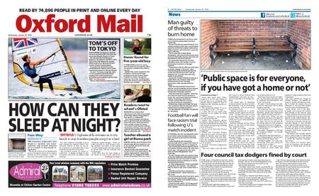 Oxford Mail – January 22, 2020