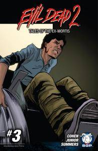 Evil Dead 2 Tales Of The Ex-Mortis 0032015 Digital