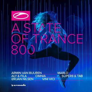 Armin van Buuren - A State Of Trance 800 (The Official Compilation) (2017)