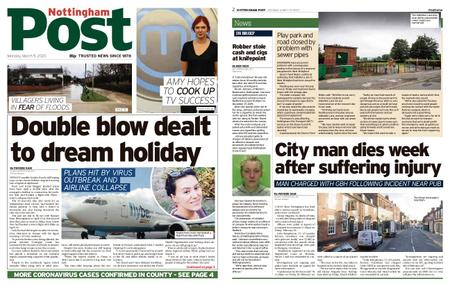 Nottingham Post – March 09, 2020