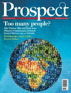 Prospect Magazine - November 2011