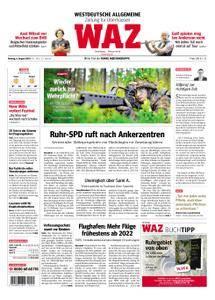 WAZ Westdeutsche Allgemeine Zeitung Oberhausen-Sterkrade - 06. August 2018