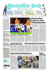 Oberhessische Presse Hinterland - 25. März 2019