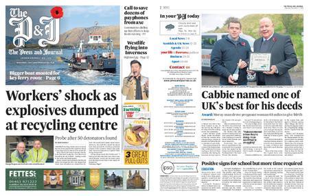 The Press and Journal Moray – November 02, 2019