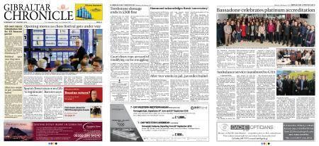 Gibraltar Chronicle – 24 January 2018