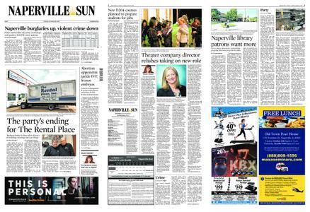 Naperville Sun – October 13, 2019