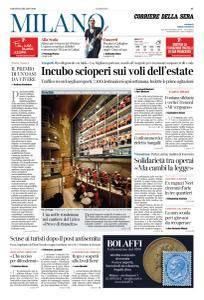 Corriere della Sera Milano - 23 Giugno 2018