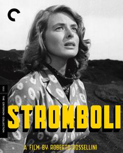 Stromboli / Stromboli, terra di Dio (1950) [Criterion Collection]