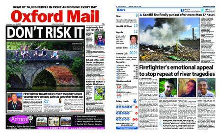 Oxford Mail – June 23, 2018