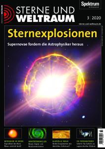 Sterne und Weltraum – März 2020