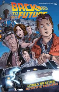 IDW-Back To The Future Untold Tales And Alternate Timelines 2016 Hybrid Comic eBook