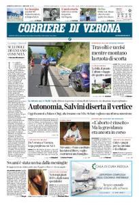 Corriere di Verona – 19 luglio 2019