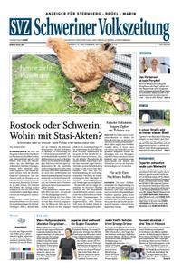 Schweriner Volkszeitung Anzeiger für Sternberg-Brüel-Warin - 04. September 2019
