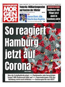 Hamburger Morgenpost – 10. März 2020
