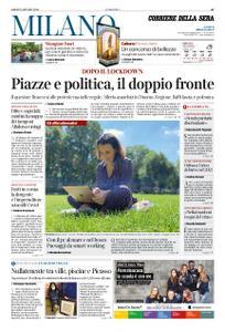 Corriere della Sera Milano – 06 giugno 2020