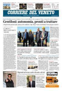 Corriere del Veneto Vicenza e Bassano - 25 Ottobre 2017
