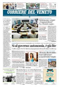 Corriere del Veneto Vicenza e Bassano – 04 settembre 2019