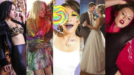 Photography Mood Boards - Models, Kids, Couples, Weddings
