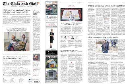 The Globe and Mail – March 26, 2019