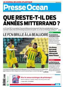 Presse Océan Saint Nazaire Presqu'île – 09 mai 2021