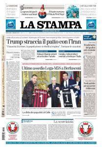 La Stampa Imperia e Sanremo - 9 Maggio 2018