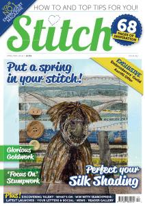 Stitch Magazine - Issue 112 - April-May 2018