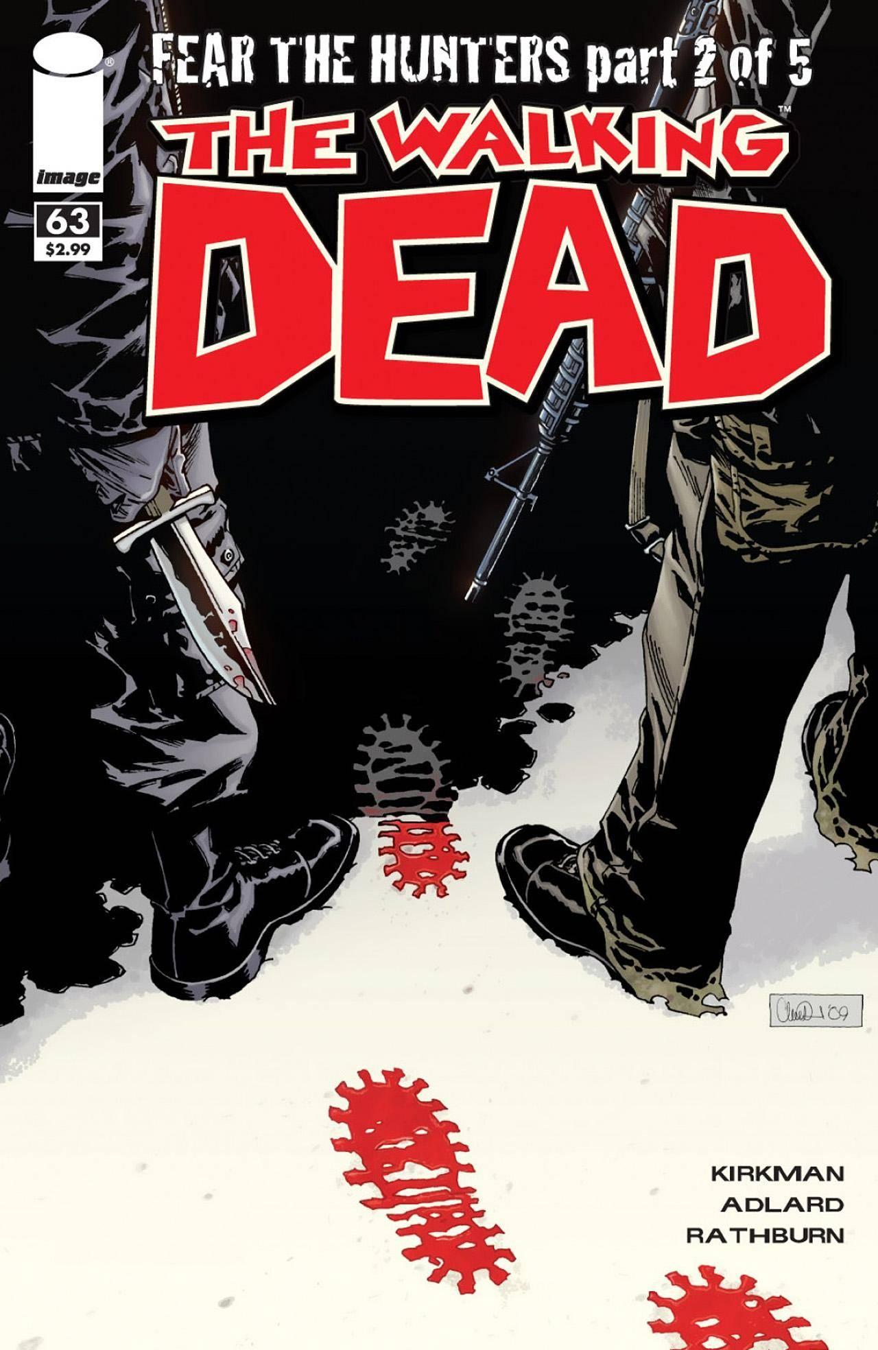 Walking Dead 063 2009 digital
