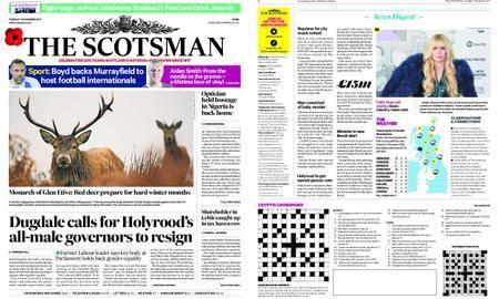 The Scotsman – November 07, 2017
