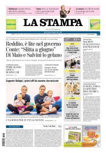 La Stampa Imperia e Sanremo - 6 Dicembre 2018
