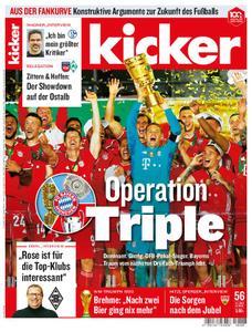Kicker – 06. Juli 2020